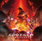 CD XAI / 「THE SKY FALLS」 アニメーション映画『GODZILLA 決戦機動増殖都市』 主題歌 アニメ盤[東宝]《05月予約※暫定》