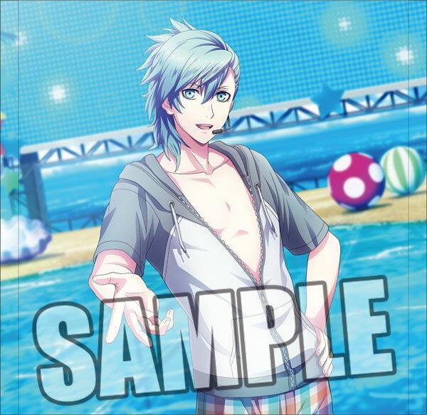 うたの☆プリンスさまっ♪ Shining Live ハンドタオル 海辺のサマーライブ! アナザーショットVer.「美風藍」[ブロッコリー]《06月予約》