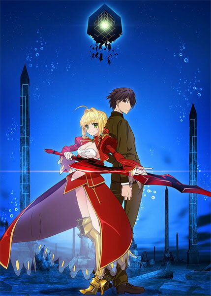 BD Fate/EXTRA Last Encore 5 完全生産限定版 (Blu-ray Disc)[アニプレックス]《12月予約》