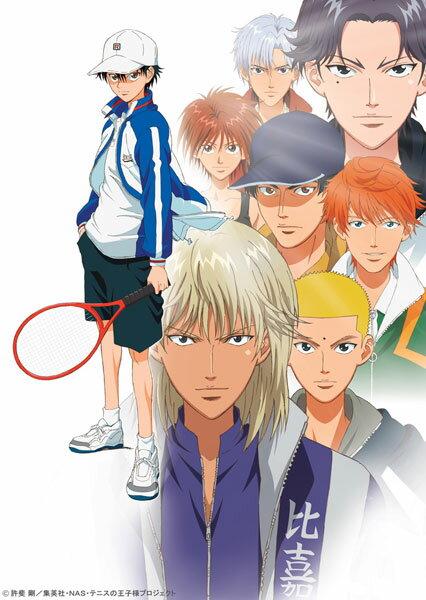 BD テニスの王子様 OVA 全国大会篇 Blu-ray BOX[バンダイナムコアーツ]《07月予約》