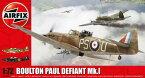 1/72 ボールトンポール デファイアント Mk.I プラモデル(再販)[エアフィックス]《06月予約》