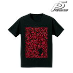 ペルソナ5 ザ・ファントムTシャツ(Ver.2)/メンズ(サイズ/M)(再販)[アルマビアンカ]《04月予約》