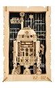 ペーパーシアター -ウッドスタイル- STAR WARS PT-WL04 R2-D2[エンスカイ]【送料無料】《発売済・在庫品》