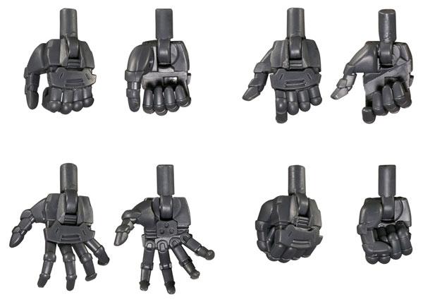 プラモデル・模型, ロボット M.S.G
