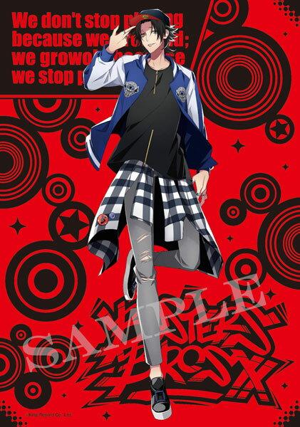 「ヒプノシスマイク -Division Rap Battle-」 マルチクロス (2)山田二郎[メディコス・エンタテインメント]《07月予約》