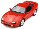 1/18 三菱 GTO ツインターボ(レッド)[OttO mobile]《09月仮予約》