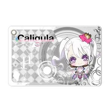 『Caligula -カリギュラ-』 スリムソフトパスケース μ(SD)[キャラモード]【送料無料】《発売済・在庫品》画像