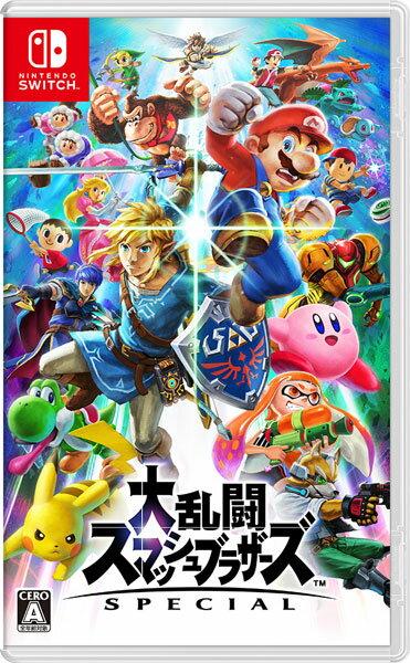 Nintendo Switch 大乱闘スマッシュブラザーズ SPECIAL