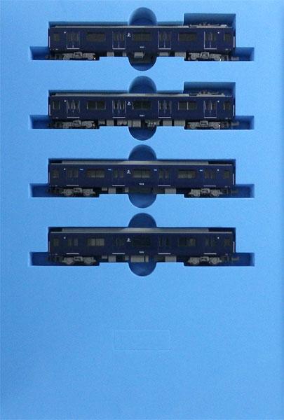 A6249 相鉄9000系 リニューアル 菱形パンタ 増結4両セット[マイクロエース]【送料無料】《取り寄せ※暫定》