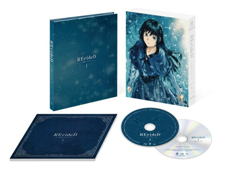 BD RErideD-刻越えのデリダ- Blu-ray BOX I[KADOKAWA]《12月予約》