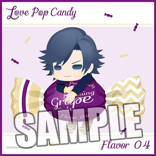 うたの☆プリンスさまっ♪ マイクロファイバーミニタオル Love Pop Candy ちびキャラVer.「一ノ瀬トキヤ」[ブロッコリー]《11月予約》