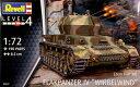 1/72 IV号対空戦車ヴィルベルヴィント プラモデル[ドイツレベル]《取り寄せ※暫定》