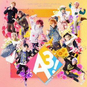 CD 「MANKAI STAGE『A3!』〜SPRING & SUMMER 2018〜」MUSIC Collection[ポニーキャニオン]《11月予約※暫定》