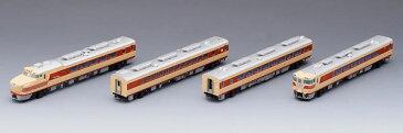 98311 国鉄 キハ81・82系特急ディーゼルカー(くろしお)基本セット(4両)[TOMIX]【送料無料】《03月予約》