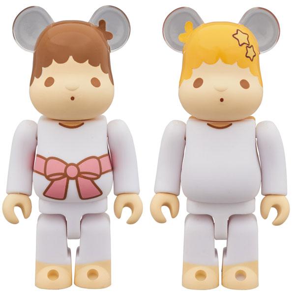 コレクション, フィギュア BERBRICK Little Twin Stars 100(Ver.) 2 PACK