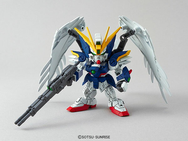 Gundam Wing Toys SD EX EW BANDAI SPIRITS
