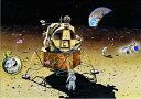 """1/48 アポロ 11 月着陸船 """"イーグル"""" プラモデル[ドイツレベル]《04月予約※暫定》"""