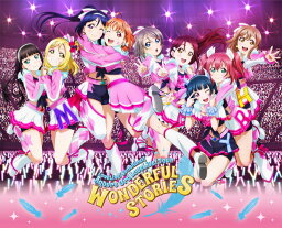 BD ラブライブ!サンシャイン!! Aqours 3rd LoveLive! Tour〜WONDERFUL STORIES〜Blu-ray Memorial BOX《在庫切れ》