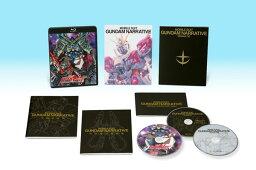 BD 機動戦士ガンダムNT 特装限定版 (Blu-ray Disc)《発売済・在庫品》