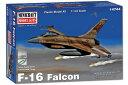 1/144 アメリカ空軍 F-16A ファイティングファルコン (フレーム塗装済キャノピー付属) プラモデル[ミニクラフト]《03月予約※暫定》