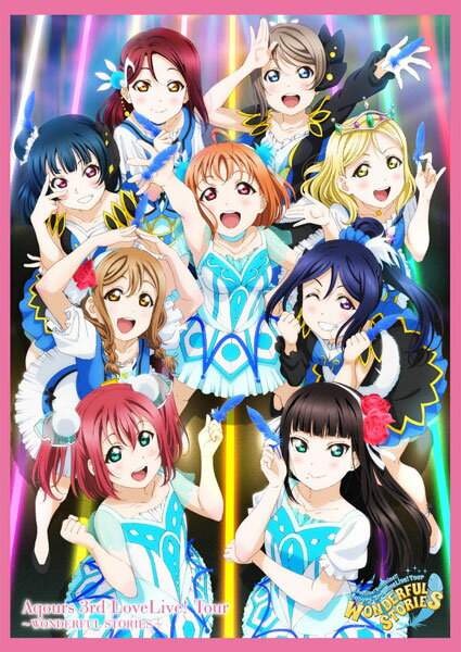 アニメ, その他 DVD Aqours Aqours 3rd LoveLive TourWONDERFUL STORIES