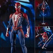 【初回限定仕様】S.H.Figuarts スパイダーマン アドバンス・スーツ (Marvel's Spider-Man)[BANDAI SPIRITS]