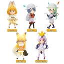 けものフレンズ コレクションフィギュア 6個入りBOX[ブシ