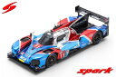 1/43 BR Engineering BR1 - AER No.11 SMP Racing 24H Le Mans 2018[スパーク]《在庫切れ》