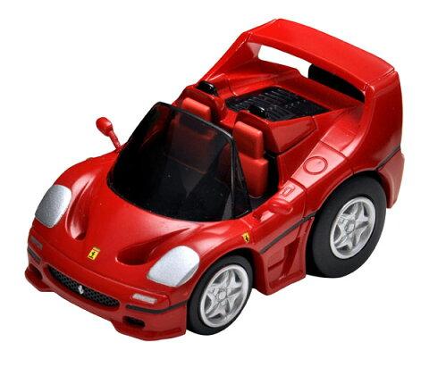 チョロQ zero Z-70a フェラーリF50(赤)オープン[トミーテック]《発売済・在庫品》