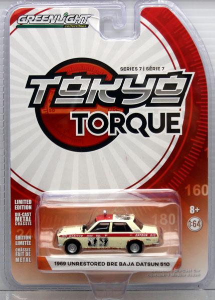 車, ミニカー・トイカー 164 1969 Datsun 510 4-Door Sedan - 89 Brock Racing Enterprises (BRE) Peter Brock Mexican 1000 Rally11
