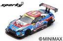 1/64 Nissan GT-R Nismo GT-R GT3 No.18 KCMG 10th FIA GT World Cup Macau 2018 Alexandre Imperatori[スパーク]《09月仮予約》