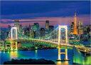 ジグソーパズル 日本風景 お台場の夜景-東京 216スモールピース (04-534)[エポック]《09月予約※暫定》