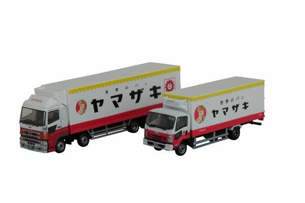 ザ・トラックコレクション ヤマザキパン トラックセット