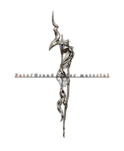 美術, イラスト FateGrand Order material VI ()TYPE-MOON BOOKS
