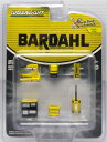 1/64 Auto Body Shop - Shop Tool Accessories Series 1 - Bardahl[グリーンライト]《11月仮予約》