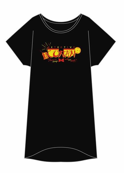 名探偵コナン ロングカットソー(チョークアート)A 江戸川コナン[ACOS]《発売済・在庫品》