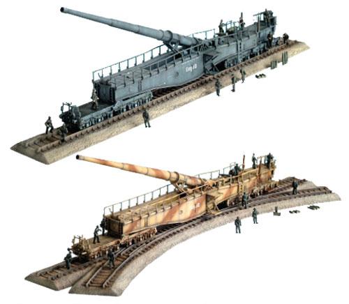 ミリタリー, 戦車 1144 WW.II 28cmK5E () 2 11
