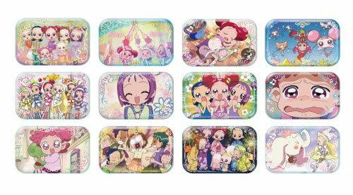 おジャ魔女どれみ スクエアカンバッジコレクション 12個入りBOX[エンスカイ]《発売済・在庫品》画像