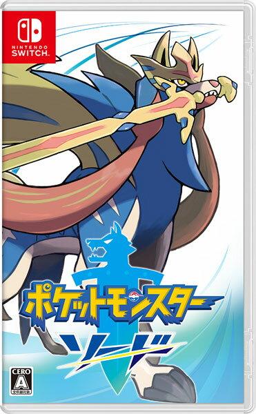 Nintendo Switch ポケットモンスター ソード