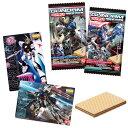 GUNDAMガンプラパッケージアートコレクション チョコウエハース4 20個入りBOX (食玩)