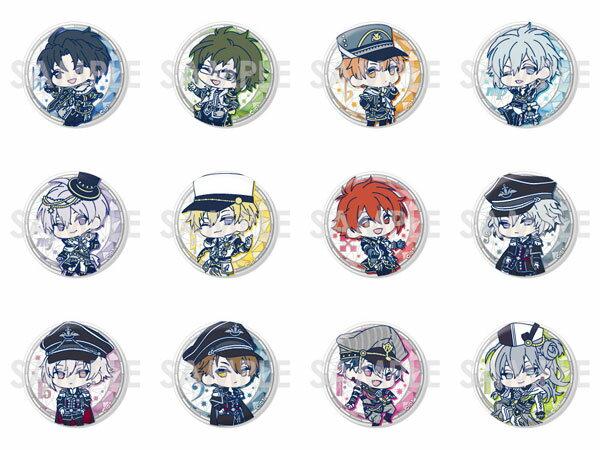 アイドリッシュセブン トレーディング缶バッジ 〜Collection Album Ver.〜 12個入りBOX[ソル・インターナショナル]《01月予約》
