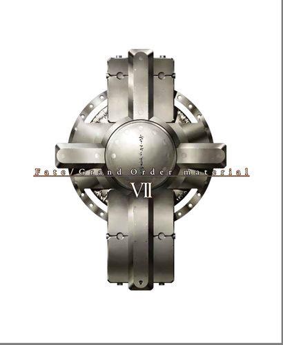 美術, イラスト FateGrand Order material VII ()TYPE-MOON BOOKS