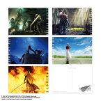 FINAL FANTASY VII REMAKE ポストカードセット[スクウェア・エニックス]【送料無料】《発売済・在庫品》