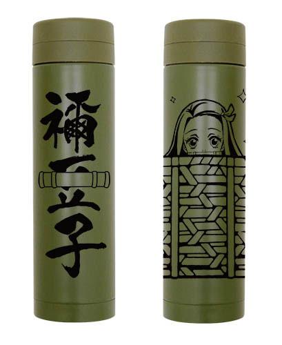 鬼滅の刃 竈門禰豆子 サーモボトル/MOSS(再販)[コスパ]《12月予約》