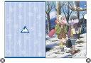 ゆるキャン△ 初雪キャンプ クリアファイル[シーズナルプランツ]《発売済・在庫品》