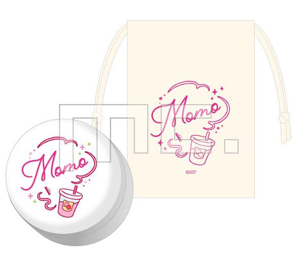 アイドリッシュセブン アニモチ ミニ缶&巾着 百[マリモクラフト]《発売済・在庫品》
