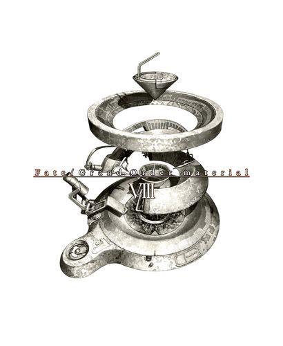 美術, イラスト FateGrand Order material VIII ()TYPE-MOON BOOKS
