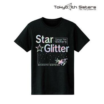 Tokyo 7th シスターズ Star☆Glitter ホログラムTシャツ メンズ M(再販)[アルマビアンカ]《07月予約》