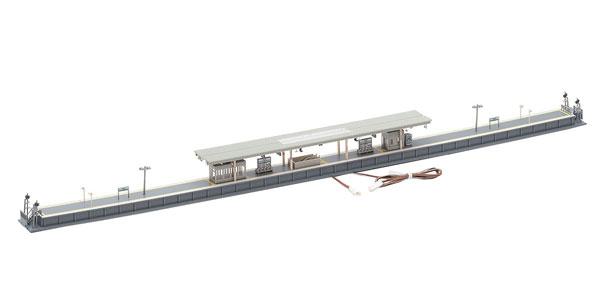 4272 島式ホームセット(都市型)直端・照明付[TOMIX]《在庫切れ》…