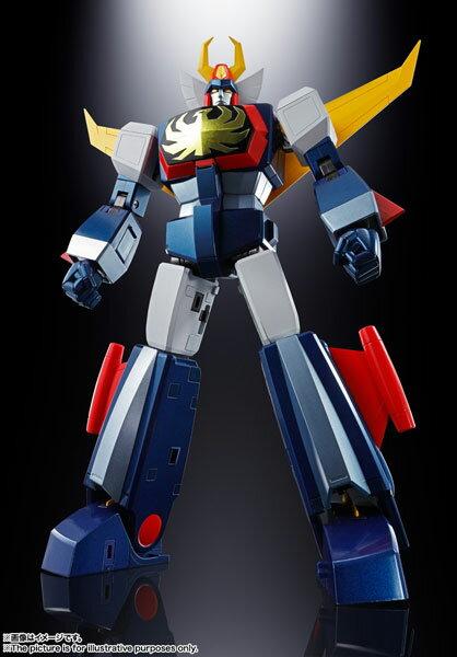 超合金魂 GX-66R 無敵ロボ トライダーG7 『無敵ロボ トライダーG7』[BANDAI SPIRITS]【送料無料】《10月予約》画像